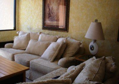 Condo 303 Living Room