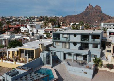 Departamento en renta San Carlos Sonora