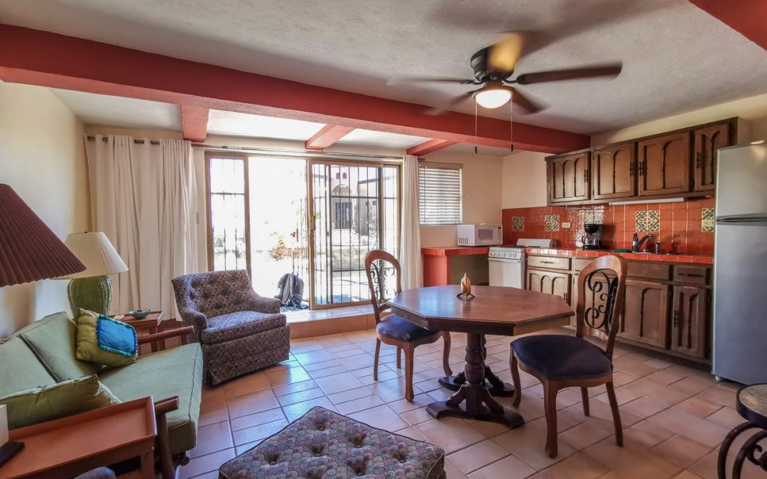 Studio apartment at 262 Sol Sector Creston San Carlos